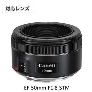 Canon レンズフード ES-68 II 互換品 一眼レフ用交換レンズ EF50mm F1.8 STM 用 asianzakka 09