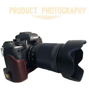 Canon レンズフード EW-60F 互換品 ミラーレス一眼レフ用交換レンズ  EF-M18-150mm F3.5-6.3 IS STM用 asianzakka 06