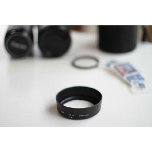 ☆レンズフード Nikon AF-S DX NIKKOR 35mm f1.8G 用 HB-46 互換品☆|asianzakka