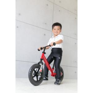 サイクルパンツ ランバイク用 パッド付き apt'キッズ...