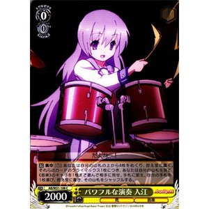 ヴァイスシュヴァルツ Angel Beats! Re: Edit パワフルな演奏 入江 AB/W31-108 ☆【C】★|asimani