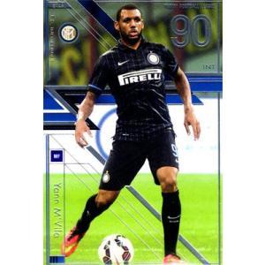 パニーニ フットボールリーグ09 ヤン・エムビラ F.C.Internazionale/インテル  PFL09 020 ☆『STAR』★|asimani