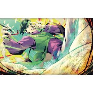 くらみつは カードゲームプレイマット ☆『露伴/illust:R・A』★ 【コミックマーケット93/C93】|asimani