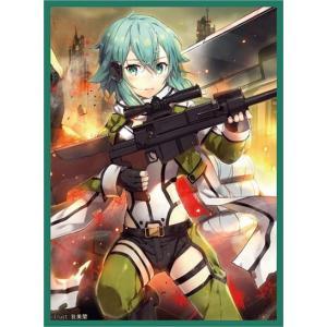 フロンティアゲーム カードスリーブ ☆『シノン/illust:我美蘭』★ 【サンクリ2018 Spring】|asimani