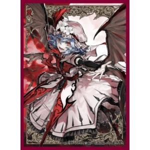 逸遊団 カードスリーブ ☆『レミリア/illust:南方純』★ 【コミックマーケット95/C95】|asimani
