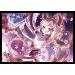 混沌の女神様 カードスリーブミニ ☆『チザクラ/illust:ピンコ』★ 【サンクリ2019 Summer】|asimani