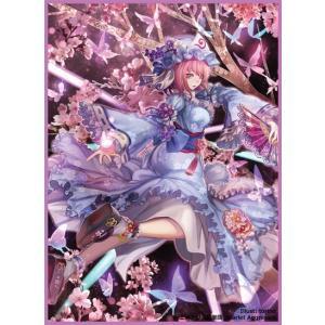 ScarletAggressor カードスリーブ ☆『幽々子/illust:torino』★ 【コミックマーケット92/C92】|asimani