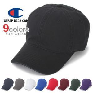 チャンピオン キャップ ローキャップ メンズ レディース CHAMPION 帽子 DAD CAP 1...