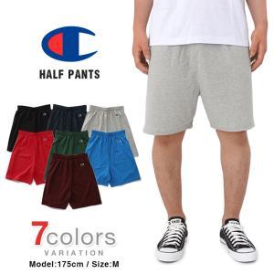 チャンピオン ハーフパンツ CHAMPION ハーフパンツ ショートパンツ メンズ 大きいサイズ U...