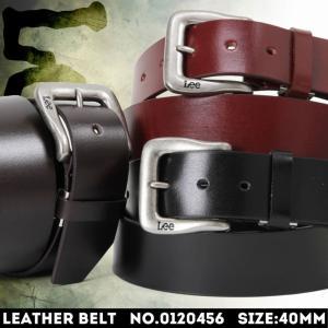 ベルト メンズ 本革 ビジネス メンズベルト ブランド Lee リー レザー 0120456 カジュアル|askashop