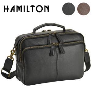 ショルダーバッグ メンズ 革  本革 HAMILTON ハミルトングランジャー 斜めがけ バッグ 肩掛け 本革 レザー  メンズ バッグ 小さめ 海外旅行バッグ askashop