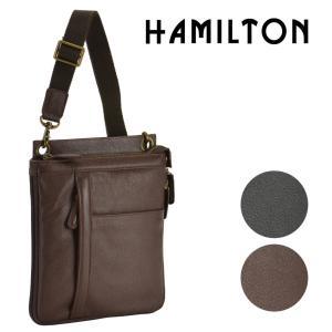 ショルダーバッグ メンズ 革  本革 HAMILTON ハミルトングランジャー 斜めがけ バッグ 肩掛け マチ拡張 本革 レザー  メンズ バッグ 小さめ 海外旅行バッグ askashop