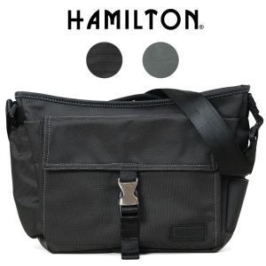 ショルダーバッグ メンズ 軽量 ブランド HAMILTON ハミルトン ドビーナイロンショルダー 斜めがけバッグ メンズショルダーバッグ|askashop