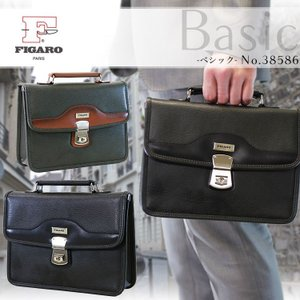 セカンドバッグ メンズ A4 軽量 日本製 FIGARO(フィガロ)Basic(ベシック)ス ビジネスバッグ|askashop