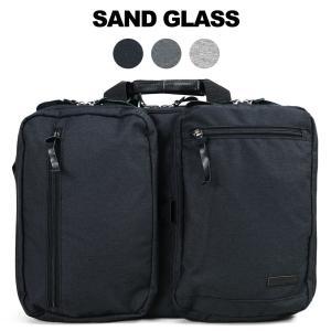 ビジネスバッグ メンズ 3Way A4 ノートPC対応 ブリーフケース ブランド メンズ 斜めがけ 2Way SANDGLASS サンドグラス トランスフォーム|askashop