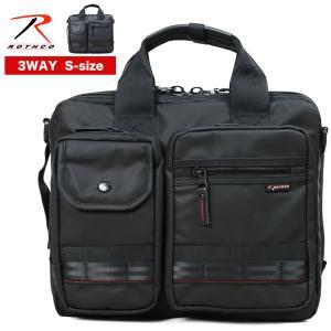 ビジネスバッグ 3way 大容量 リュック A4 Sサイズ ブリーフケース メンズ ROTHCO ロスコ レッドライン ノートPC対応 撥水 通勤 出張|askashop