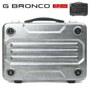 アタッシュケース B4 ハード ビジネスバッグ メンズ  G BRONCO ジーブロンコ アタッシュ PC対応 ポリカーボネート 2way ショルダーバッグ|askashop
