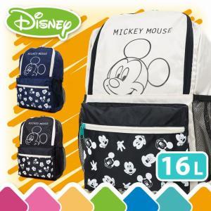リュック バックパック リュックサック メンズ Disney ディズニー ハーフミッキー 軽量 タテ型 askashop