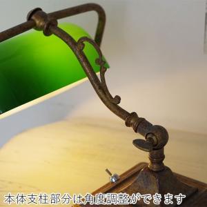 スタンドライト 1灯 ガラス テーブル レトロ Esmeralda S エスメラルダ デスクライト アンティーク ORRB オーブ OF-064/1T|askm-interior|05