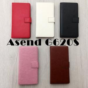 Huawei Ascend G620S シンプル手帳型ケース huawei-g620s-simp|asobi-club