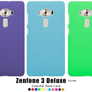 スマホケース ZenFone 3 Deluxe ケース ゼンフォン3 デラックス ZS570KL カバー|asobi-club