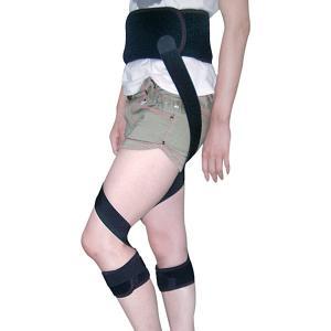 送料無料 バイオメカサポーター 股関節2 股関節矯正ベルト|asobi