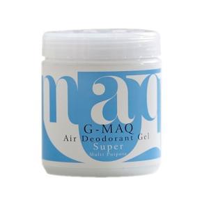 G-MAQ ジーマック 消臭ジェル Super 190ml 置き型消臭剤|asobi