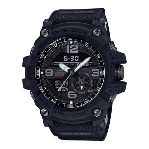 送料無料 カシオ G-SHOCK GG-1035A-1AJR Gショック 35th Anniversary BIG BANG BLACK MUDMASUTER Twin Sensor CASIO 腕時計 アナログ カシオ マスター|asobi