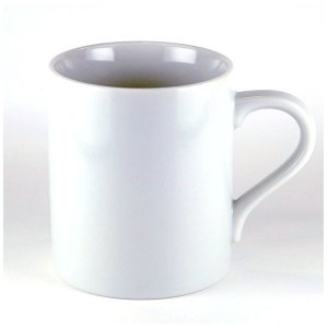 らくやきマーカー 無地(白)マグカップ RMM-500 無地陶器|asobi