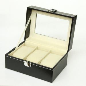 腕時計収納ケース3本用 ウォッチコレクションケース|asobi