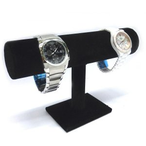【ワケアリ特価】 腕時計スタンド ウォッチディスプレイ台 ベッチン風 時計コレクションスタンド|asobi