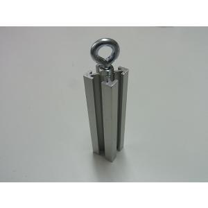 産業用アルミフレームストラップ小(20角フレーム+M5アイボルト)|asokara
