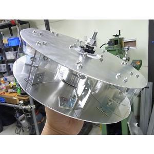 ハブダイナモ水車の単品販売 Sダイナモタイプ Φ250|asokara