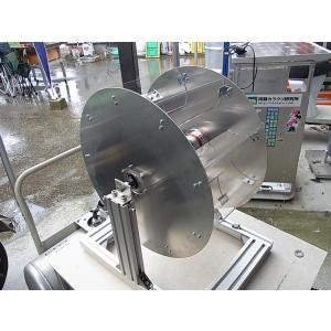 ハブダイナモ水車の単品販売 Wダイナモタイプ Φ400|asokara