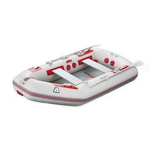 ゴムボート ACHILLES アキレス 4人乗り PV4-942MT PV series レッド ウッドフロアー|asomarina