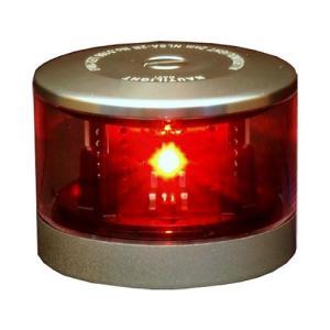航海灯 LED航海灯 伊吹工業 航海灯 第2種 赤灯 NLSA-2R 承認番号:5166 asomarina