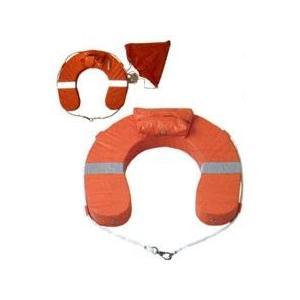 ボート 日本船具 救命浮環 馬蹄浮環 NS-BT|asomarina