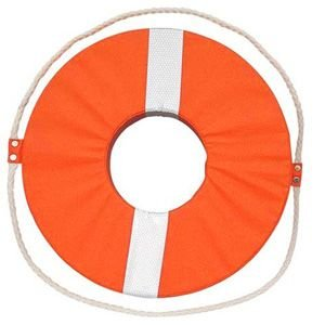 ボート 日本船具 救命浮環 救命浮き輪 NS-39-II|asomarina