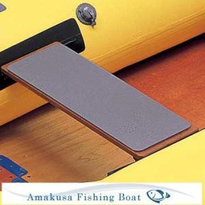 ゴムボート ACHILLES アキレス 腰掛板用 シートクッション 2枚 C-SC|asomarina