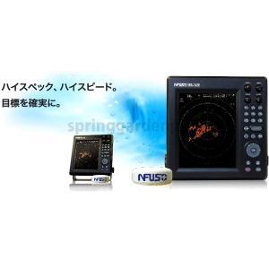 魚探 FUSO フソー 10.4型 カラー液晶 GPS マリンレーダー MRF-1310 4kW レーダー|asomarina
