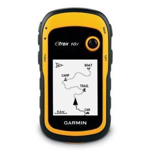 【廃盤】魚探 GARMIN ガーミン 携帯用ハンディGPS 日本語版 イートレックス10J eTrex10J|asomarina