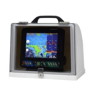 魚探 HONDEX ホンデックス 魚探ボックス GB01 固定取付型 ホンデックス魚探|asomarina