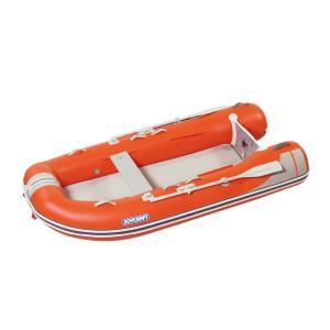 ゴムボート JOYCRAFT ジョイクラフト JSL-260 La Poche 260 ラ・ポッシュ260 3人乗り リジッドフレックス 2馬力対応 超高圧電動ポンプなし 高圧フットポンプ付き|asomarina
