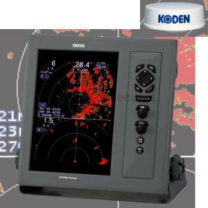 魚探 KODEN 光電 10.4型 カラー液晶 レーダー MDC-2041A 4KWレドーム|asomarina