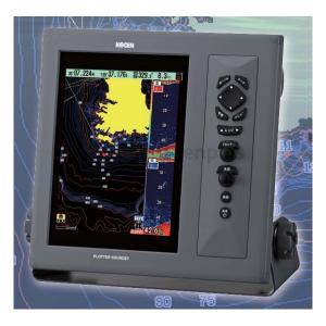 魚探 KODEN 光電 10.4型 カラー液晶 GPSプロッター魚探 CVG-207 GPS-20A 600W 50/200KHz|asomarina