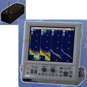 魚探 KODEN 光電 12.1型 4周波 カラー液晶 魚群探知機 CVS-FX1 3KW TDM-052A 38〜75kHz|asomarina