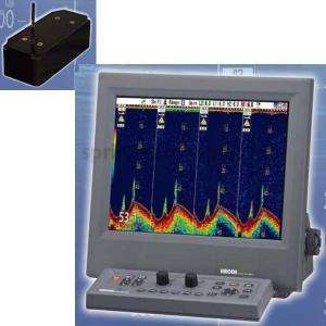 魚探 KODEN 光電 15型 4周波 カラー液晶 魚群探知機 CVS-FX2 3KW TDM-052A 38〜75kHz|asomarina