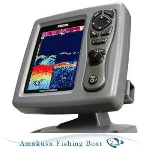 魚探 KODEN コウデン 5.7インチ 液晶カラー魚探 CVS-126 600W|asomarina