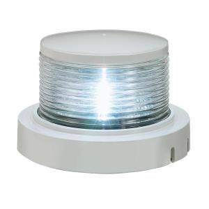 航海灯 LED航海灯 小糸製作所 航海灯 第2種 白灯 アンカーライト ボディ色 ホワイト MLA-4AB2 承認番号:5178 JAN:345023|asomarina