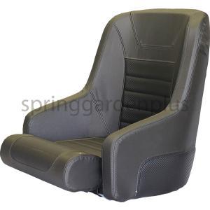 ボート SPRINGFIELD Bolster Flip Up Seat ボルスター フリップアップ シート  951915 ボートシート マリン シー ト|asomarina